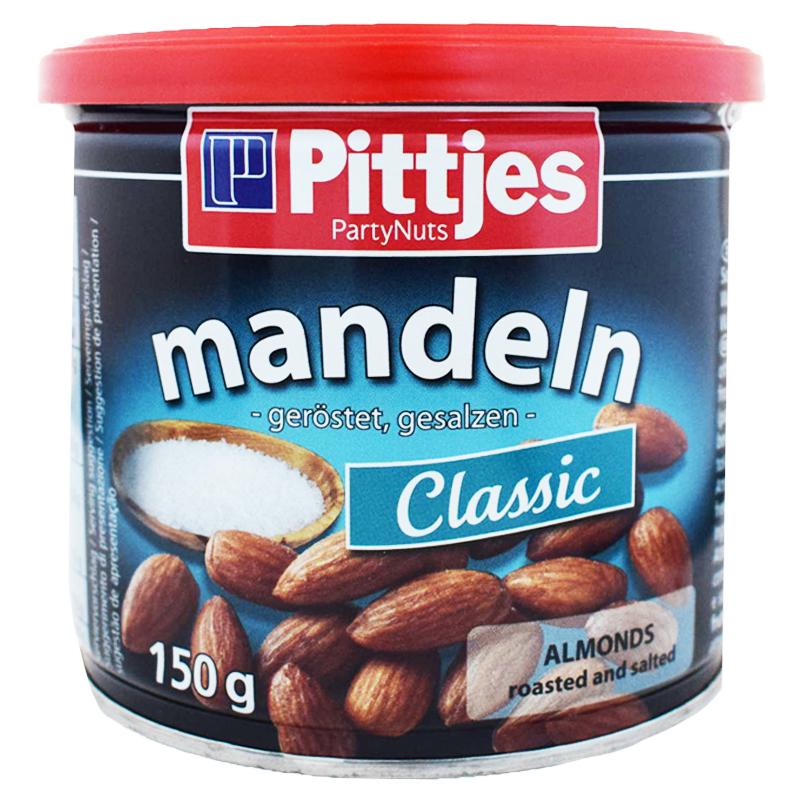 """Mandlar """"Classic"""" 150g - 43% rabatt"""