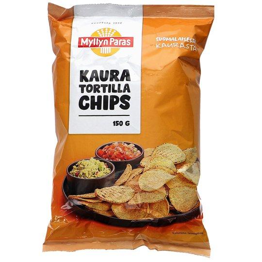 Kaura Tortillasipsit - 32% alennus