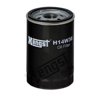 Öljynsuodatin HENGST FILTER H14W38