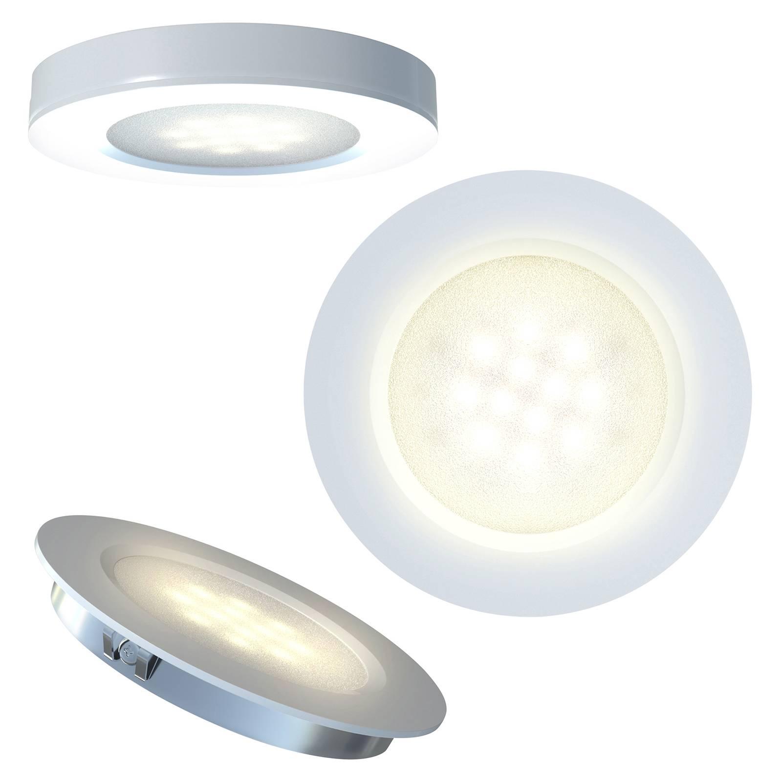 Innr Puck Light -LED-uppovalo, 3 kpl