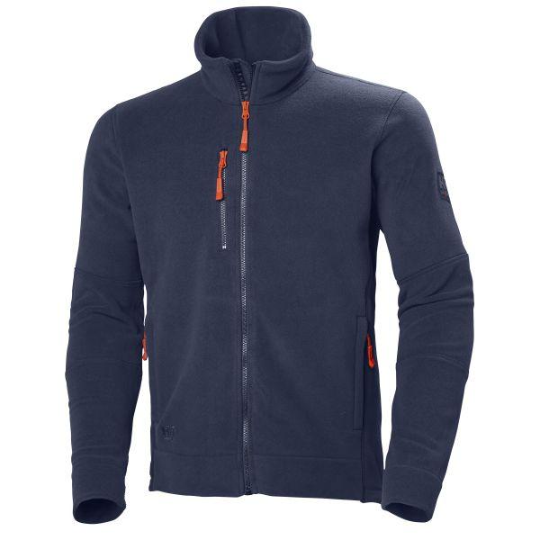 Helly Hansen Workwear Kensington Fleecejacka marinblå S