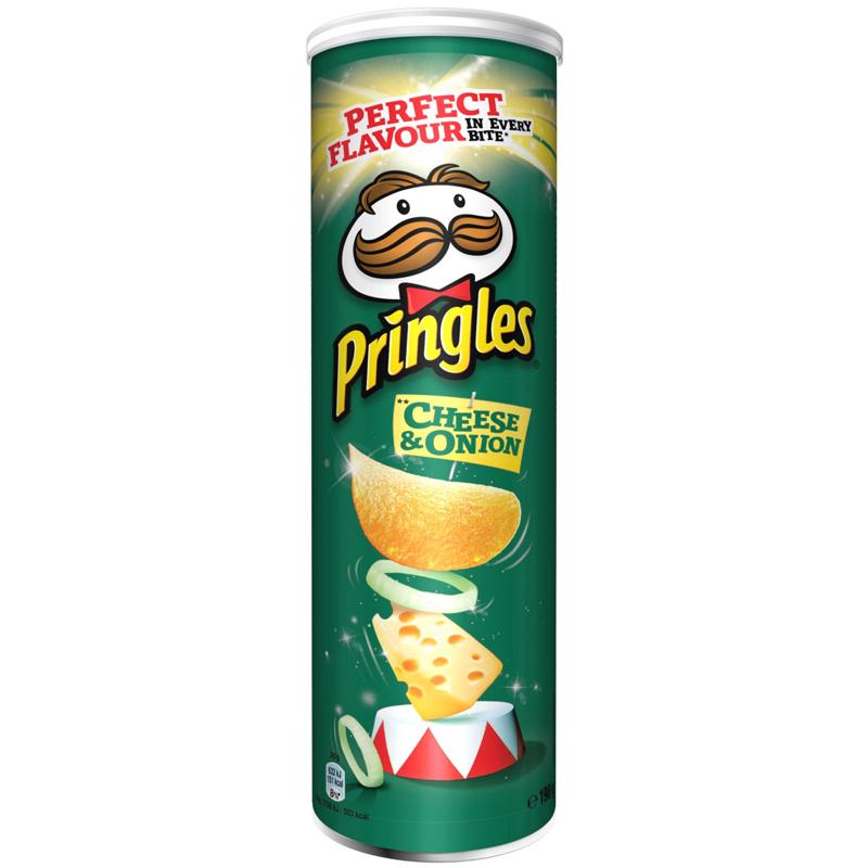 """Snacks """"Cheese & Onion"""" 190g - 10% rabatt"""