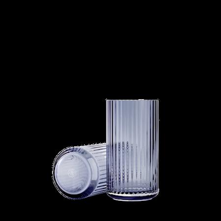 Vase Munnblåst Glass Midnight Blue 20,5cm
