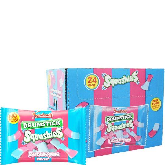 Godis Bubblegum 24-pack - 75% rabatt