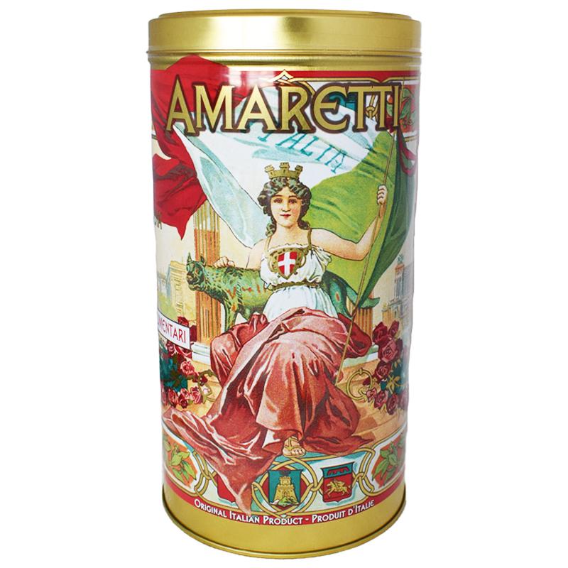 "Kakor ""Amaretti Burk"" 175g - 51% rabatt"
