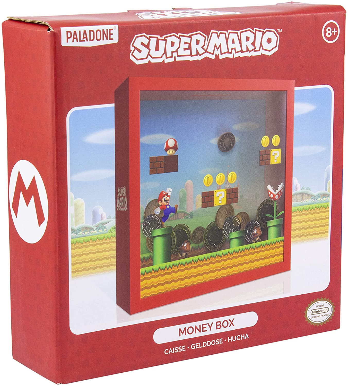 Nintendo Super Mario Arcade Money Box (PP6351NN)