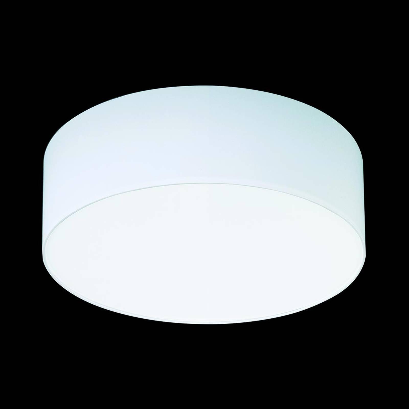 Valkoinen kattovalaisin Mara, 60 cm