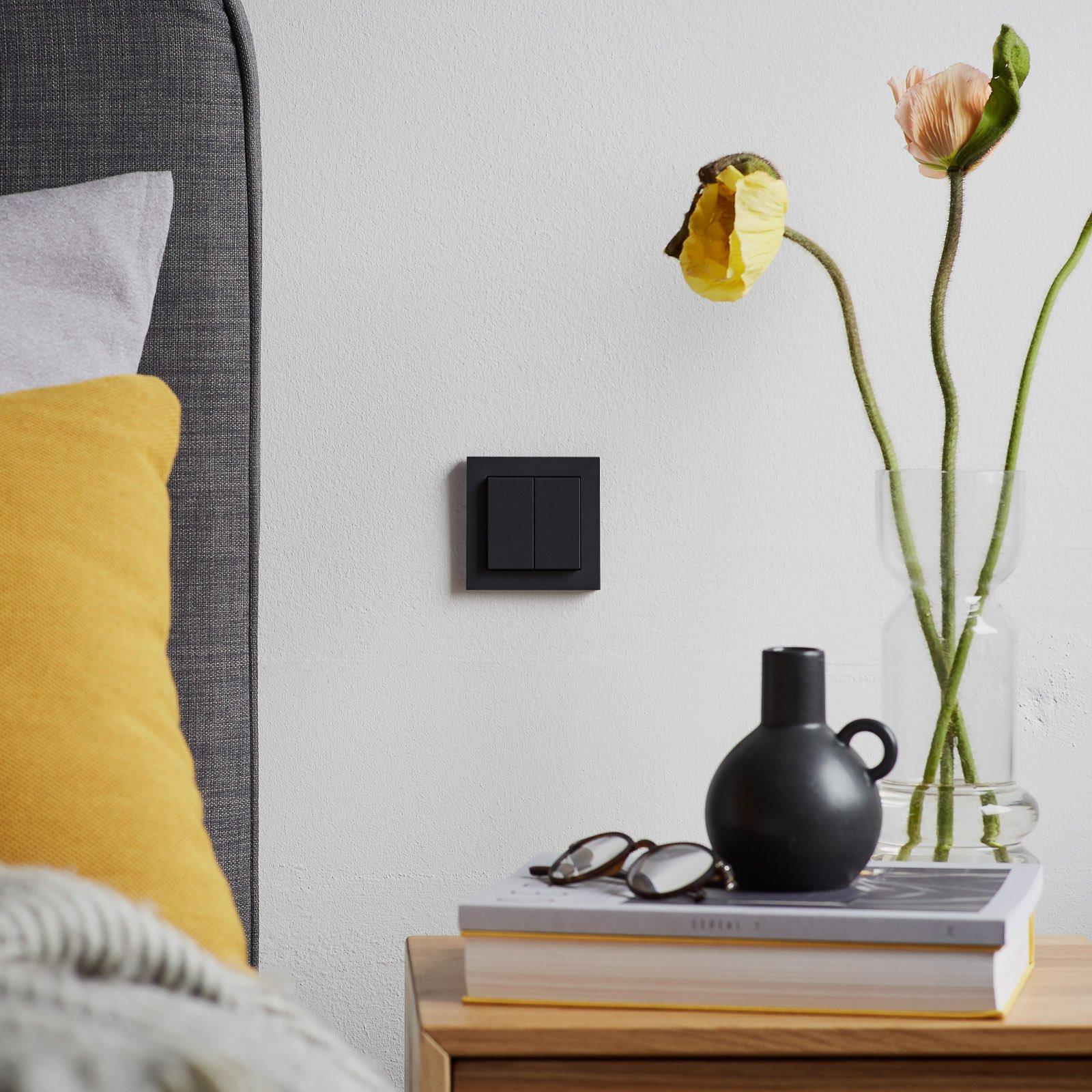 Senic Smart Switch for Philips Hue, 1er svart matt