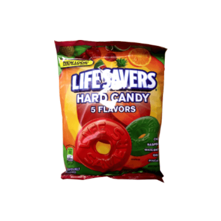 Lifesavers 5 Flavors Hard Candy 177g