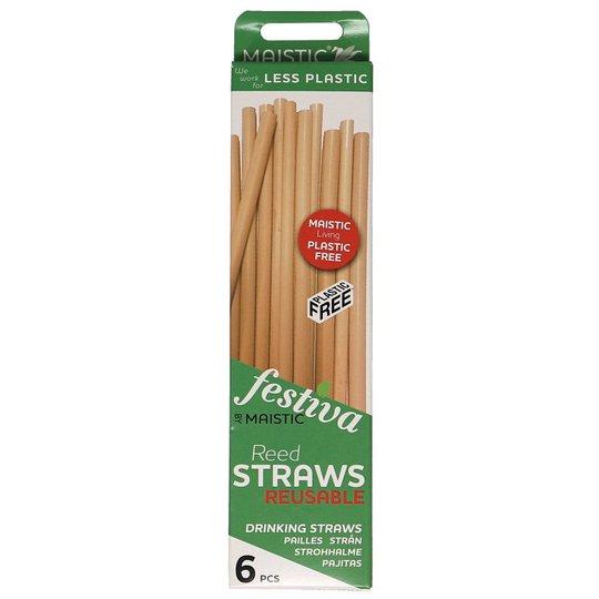 Sugrör i bambu - 51% rabatt