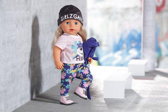 BABY Born Dukkeklær Deluxe Cold Day Set 43cm