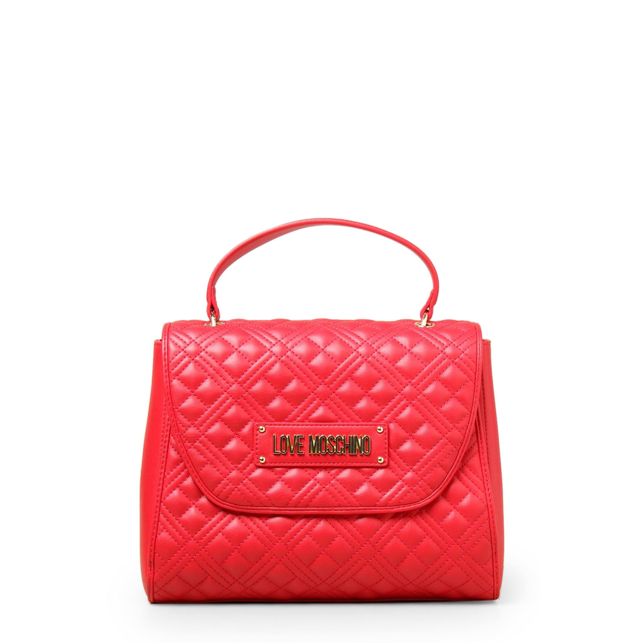Love Moschino Women's Handbag Various Colours JC4206PP0CKA0 - red NOSIZE