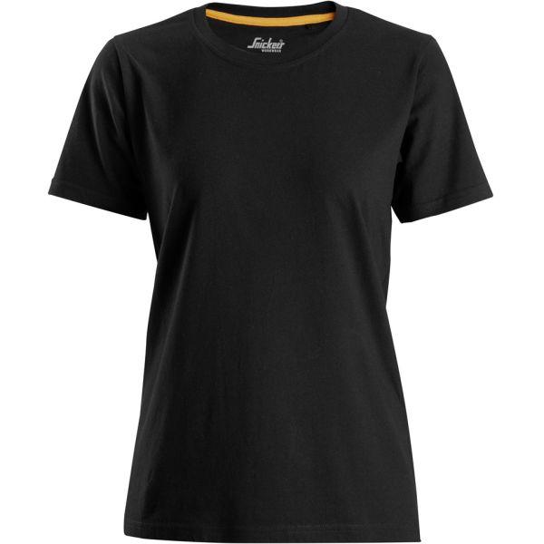 Snickers AllroundWork 2517 T-skjorte svart XS
