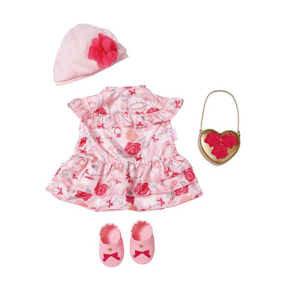 Baby Annabell - Deluxe Set Flowers 43cm (702031)