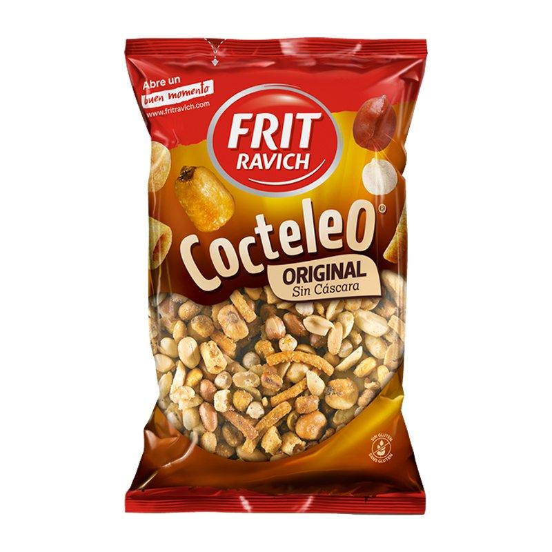 "Nöt & Grönsaksmix ""Cocteleo"" 140g - 61% rabatt"