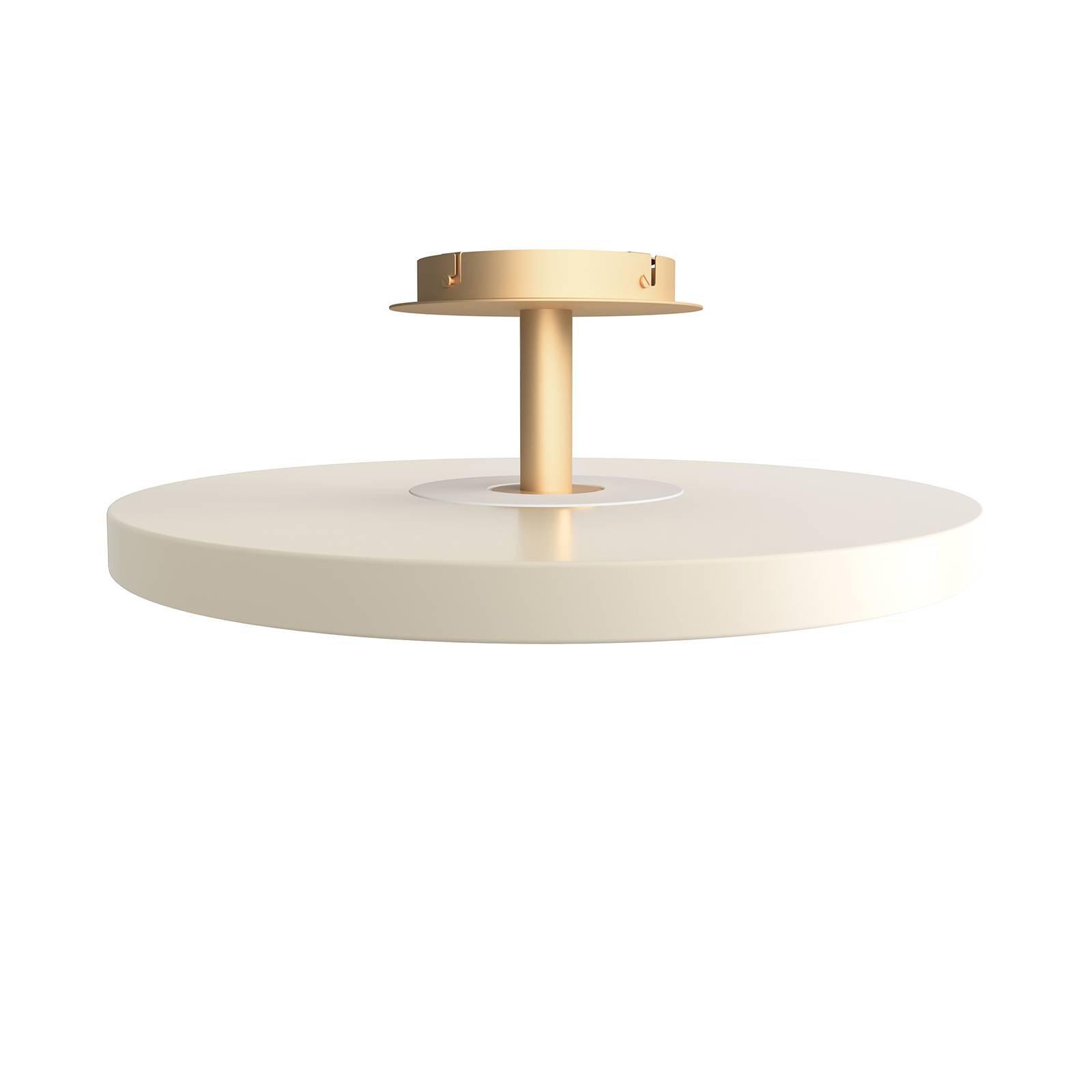 UMAGE LED-taklampe Asteria Up perlehvit