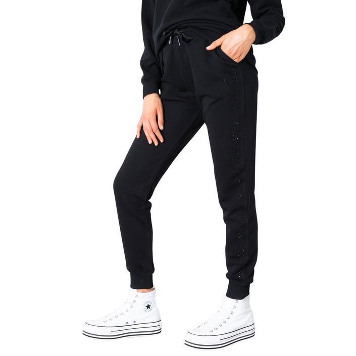 Armani Exchange Women's Trouser Black 299687 - black XS
