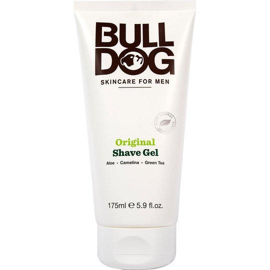 Bulldog Original Shave Gel, 175 ml Bulldog Parranajotuotteet