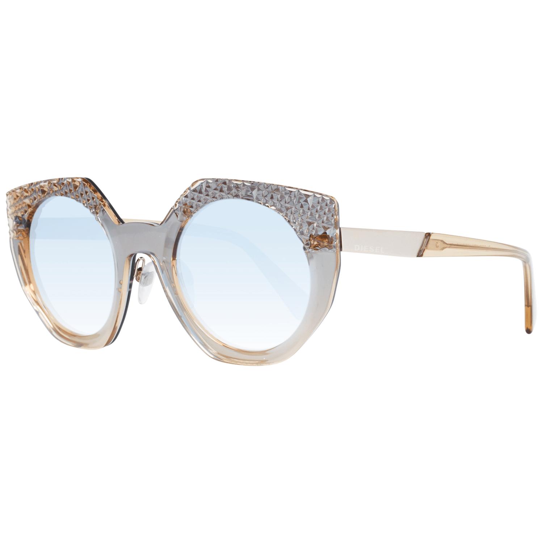 Diesel Women's Sunglasses Brown DL0258 0057X