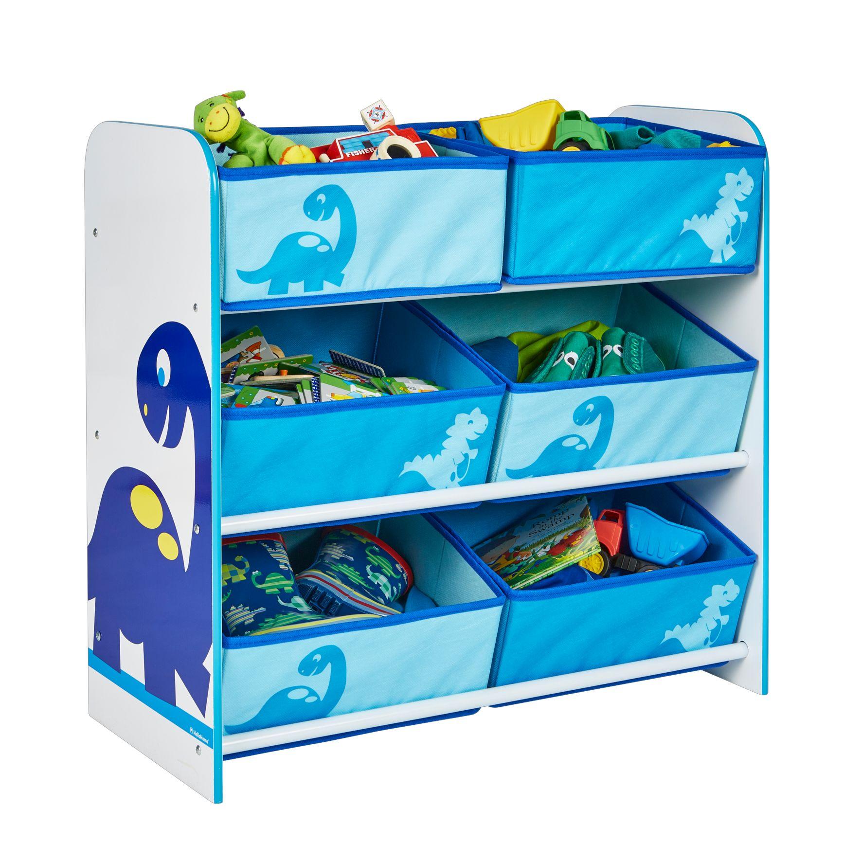 Dinosaur - Kids Toy Storage Unit (471DIE01E)
