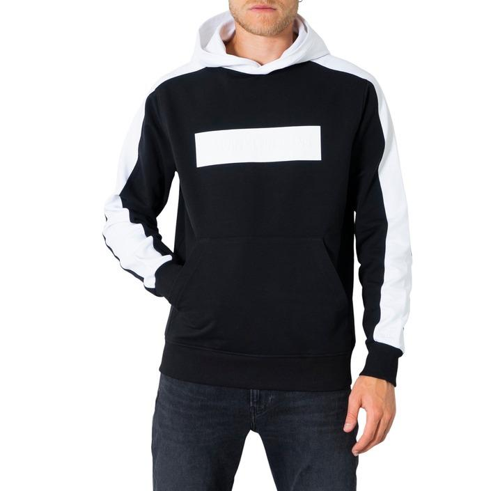 Calvin Klein Jeans Men's Sweatshirt Black 305336 - black-1 XXL