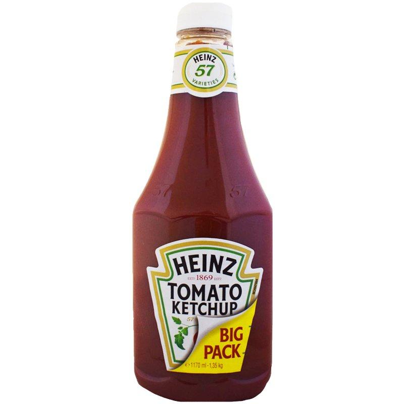 Ketchup - 16% rabatt