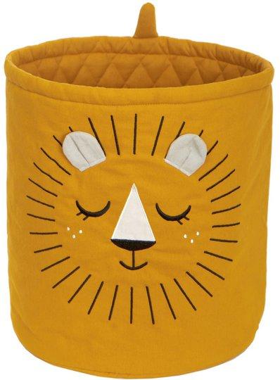 Roommate Oppbevaringskurv Lion