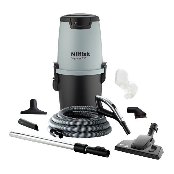 Nilfisk All-In-One 150 Wireless+ Sentralstøvsuger