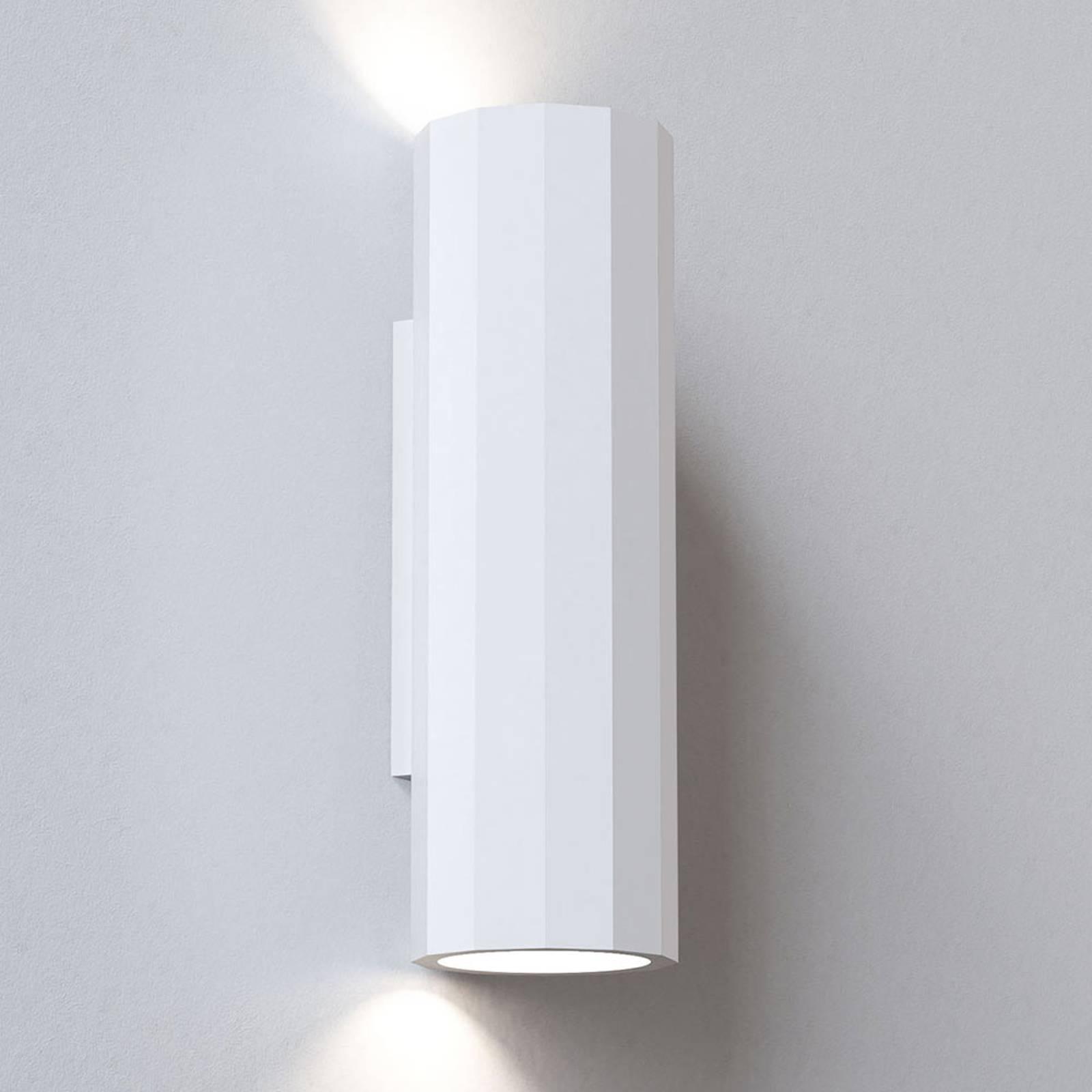 Astro Shadow 300 -seinälamppu kipsiä, 2-lamppuinen