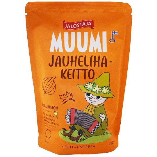 """Köttfärssoppa """"Muumi"""" 280ml - 32% rabatt"""