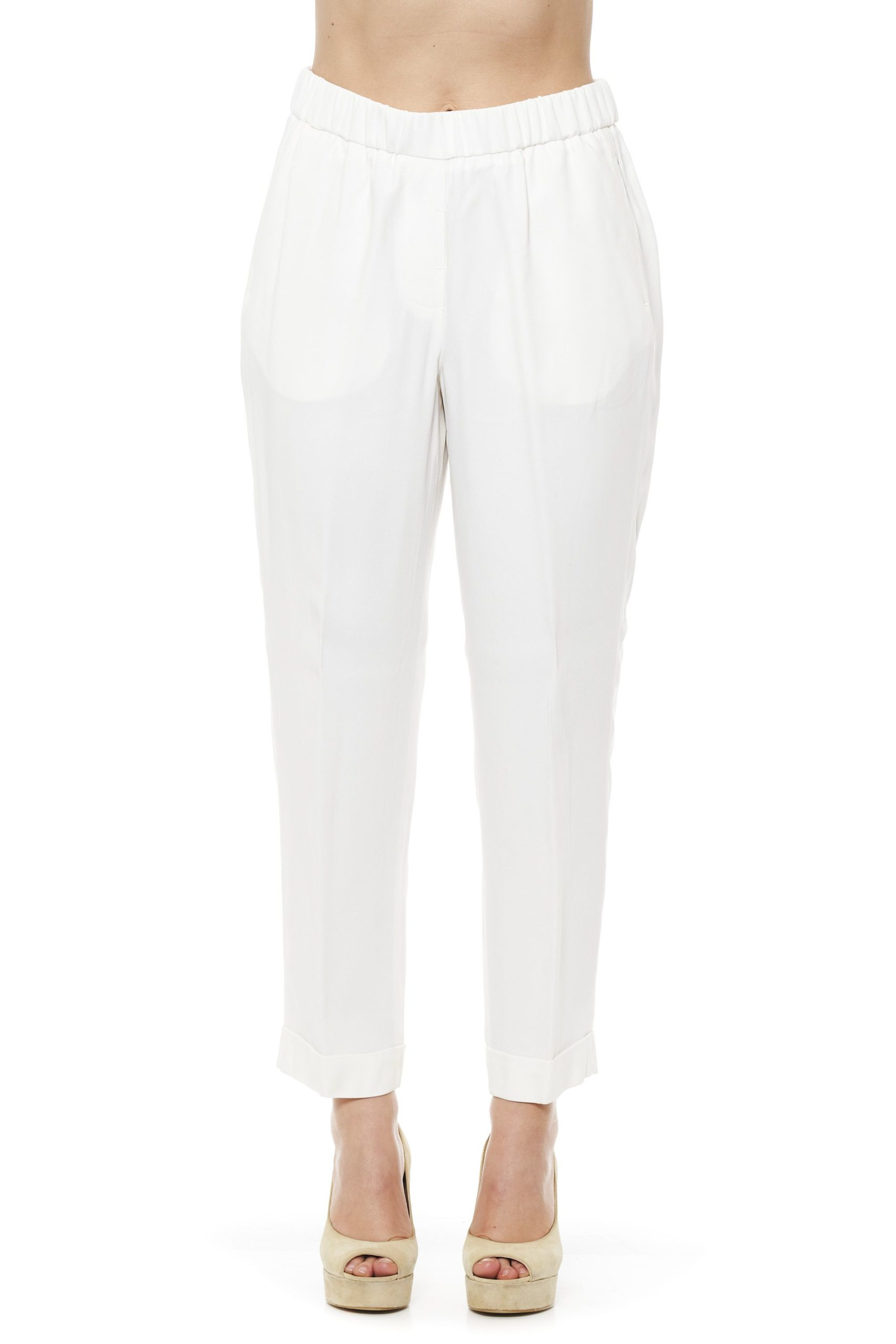 Bianco Jeans & Pant - IT44   M