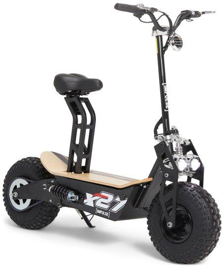 Impulse Electric Scooter 1600W, Svart