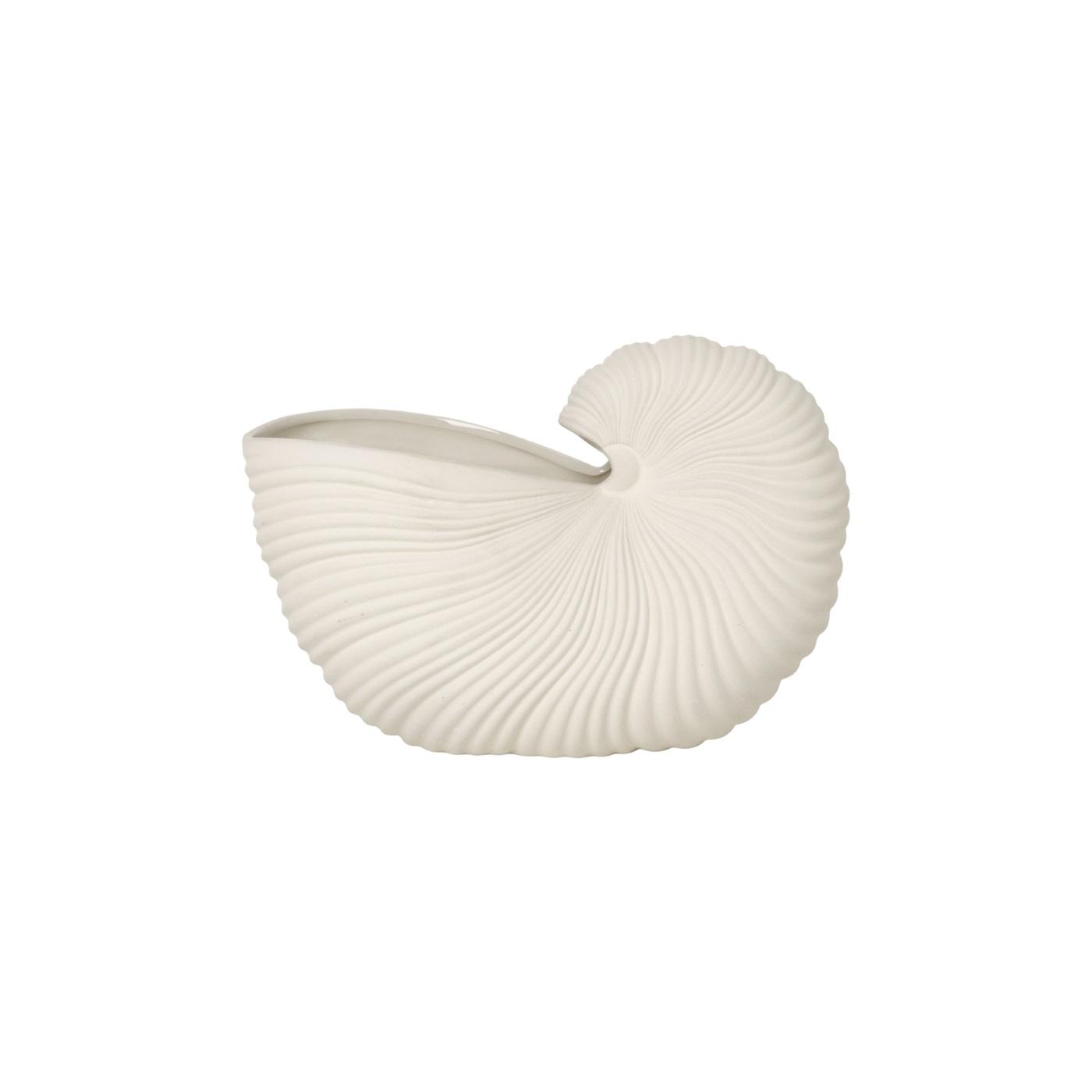 Shell Pot Vas Snäcka, Ferm Living