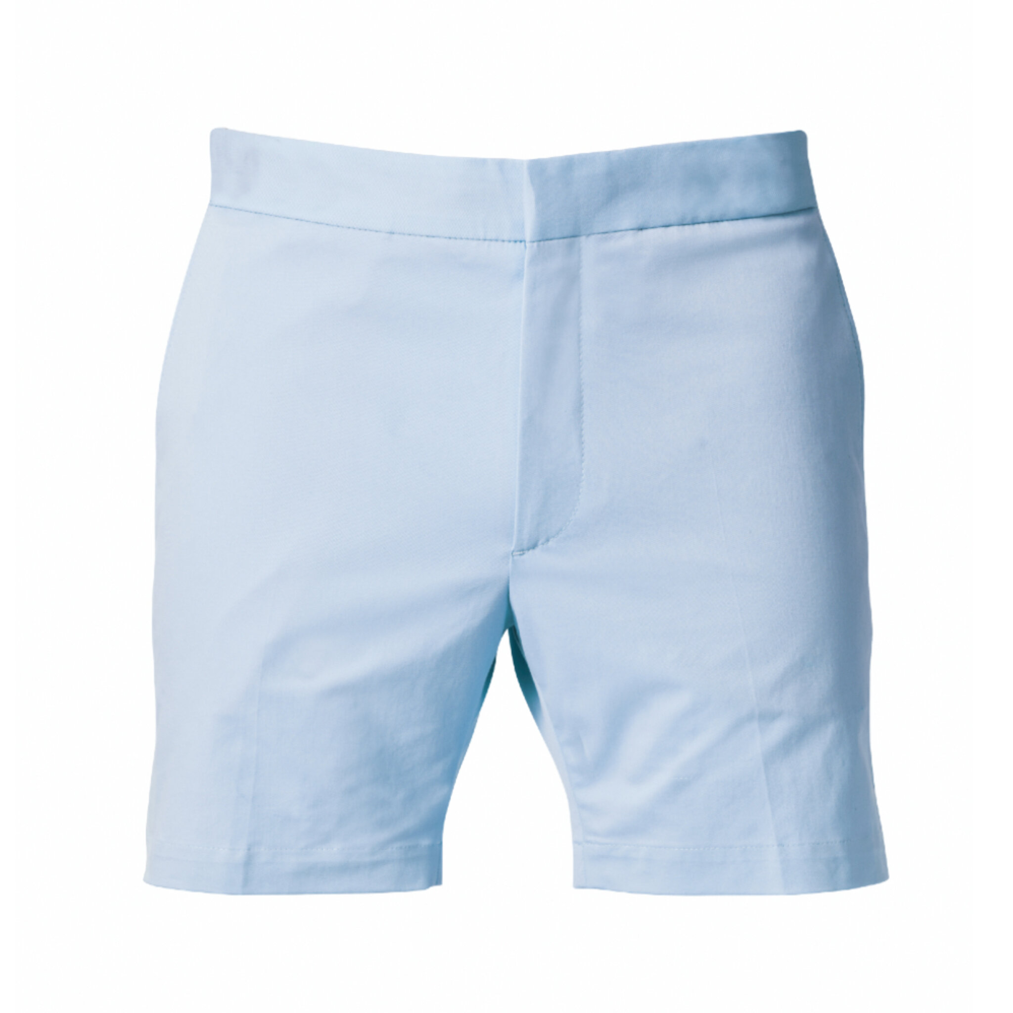 Jacob Tailored Stretch-Cotton Shorts