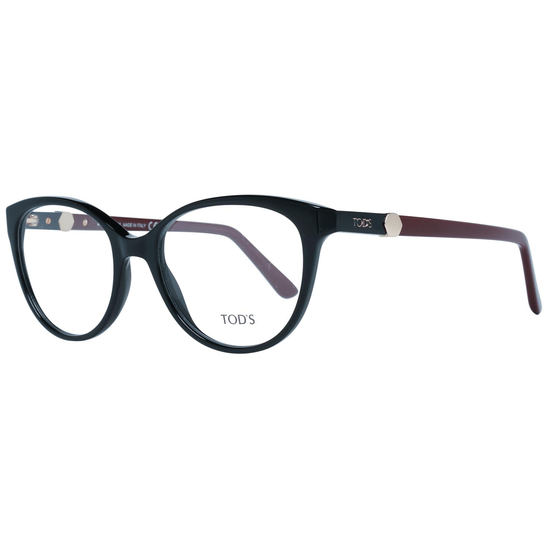 Tod's Women's Optical Frames Eyewear Black TO5144 52005