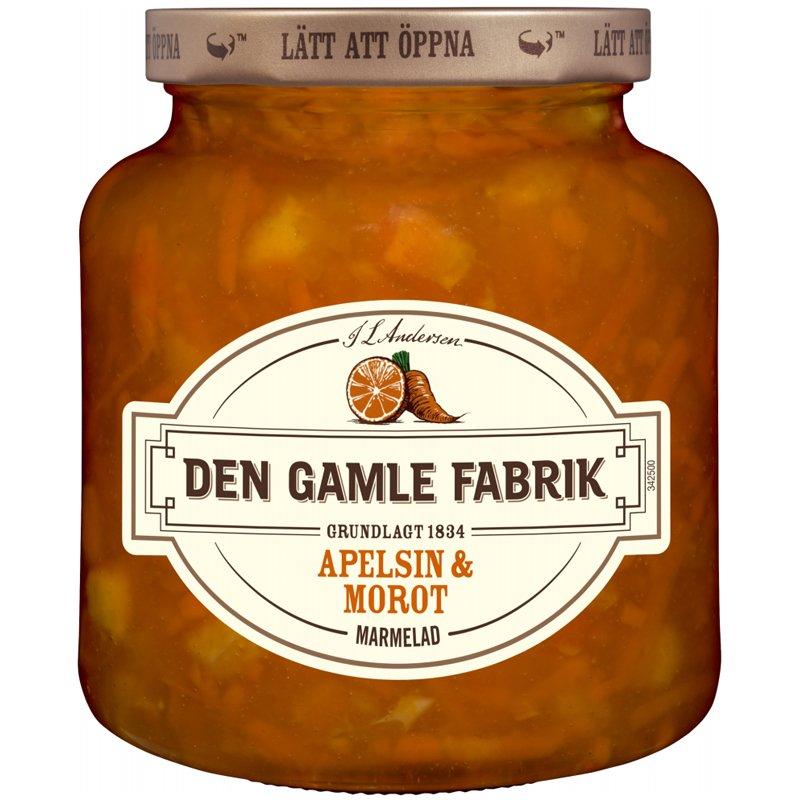 Marmelad Apelsin & Morot 380g - 26% rabatt