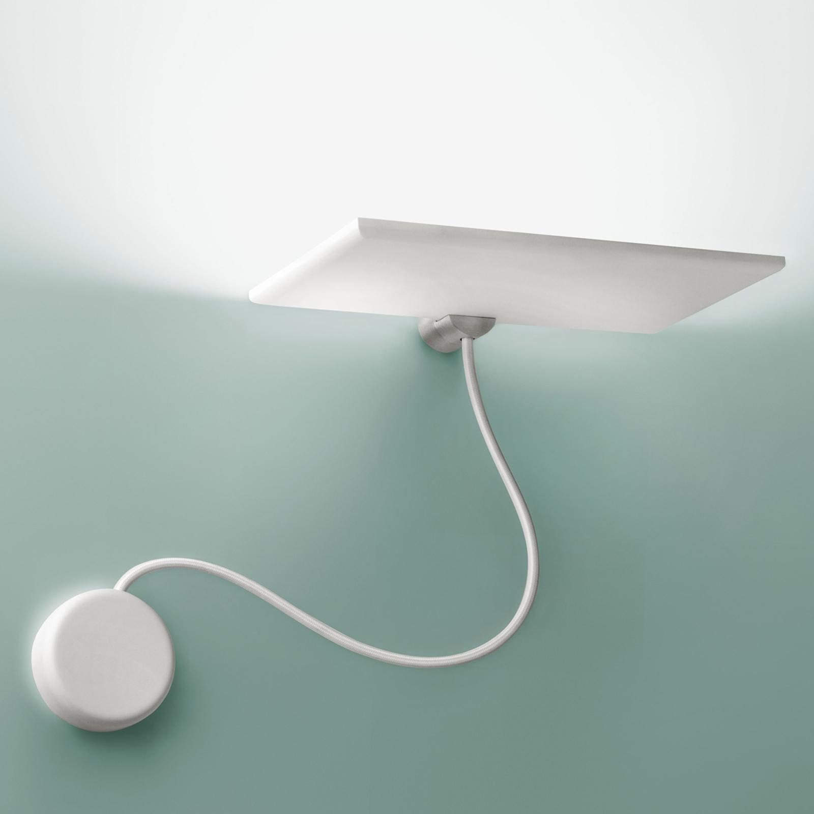 ICONE GiuUp -LED-seinävalonheitin, hajautettu 20 W
