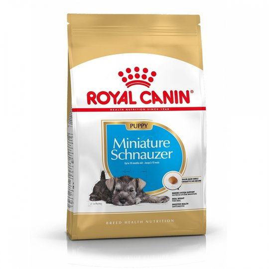 Royal Canin Miniature Schnauzer Puppy (1,5 kg)