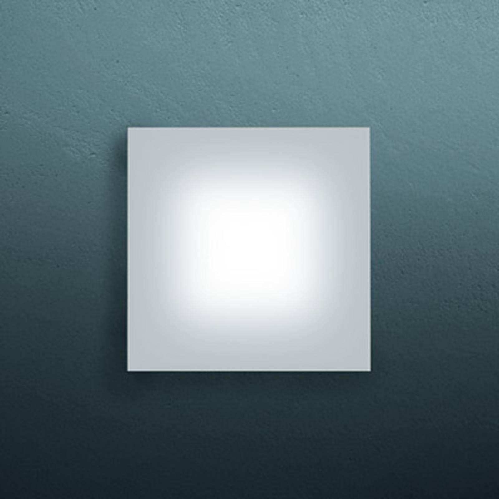 Superflat LED-taklampe Sole,