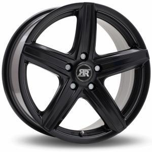 Racer Ice Satin Black 6.5x15 5/100 ET35 B73.1