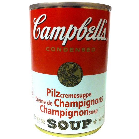 Champinjonsoppa - 44% rabatt