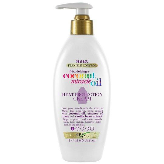 Coco Miracle Heat Protection Cream, 177 ml OGX Lämpösuoja