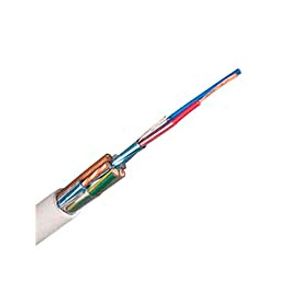 Nexans FQLQ EASY Installasjonskabel 5G 6 + 2 x 0,75 mm² lederområde 1 m, kappet