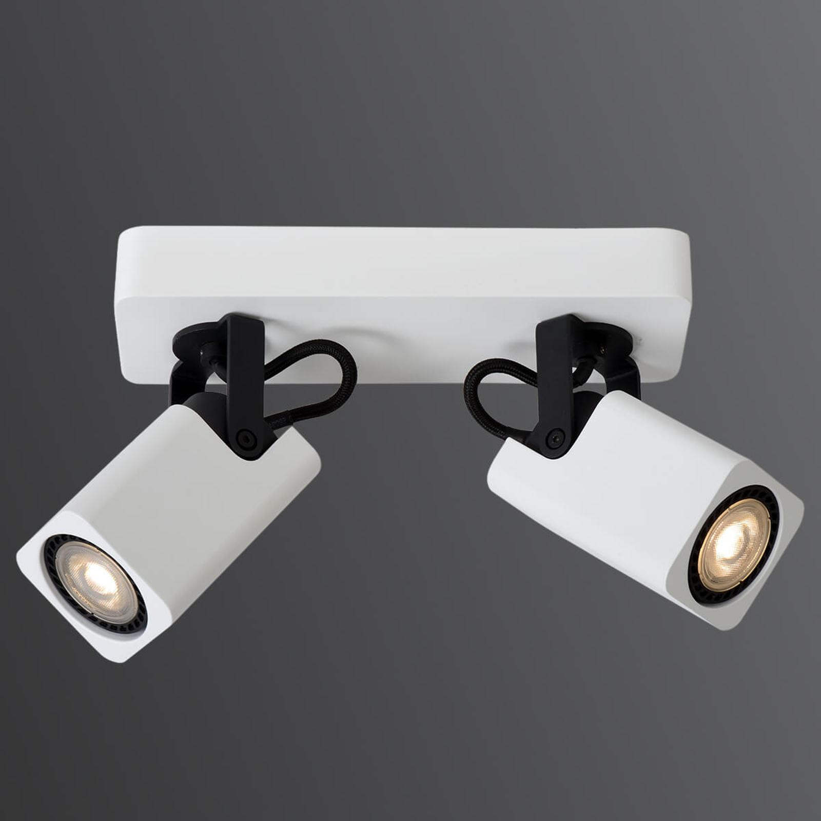 2-Lamppuinen LED-kohdevalaisin Roax