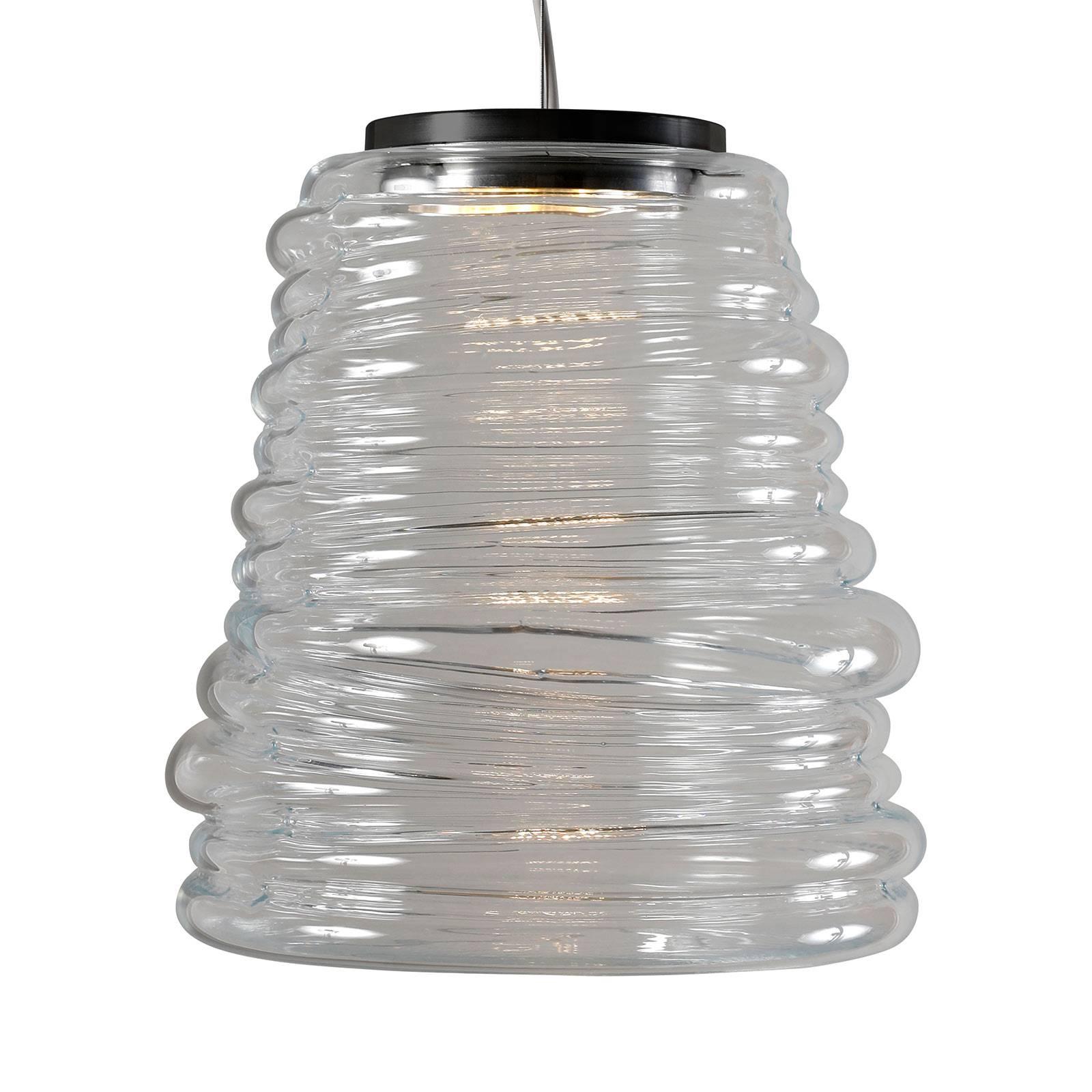 Karman Bibendum -LED-riippuvalaisin Ø 30 cm kirkas