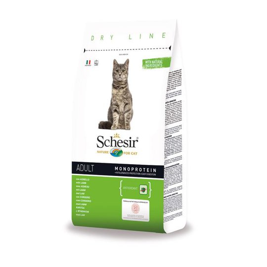 Schesir Cat Adult Lamb (400 g)