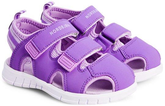 Nordbjørn Tivoli Sandal, Purple, 23