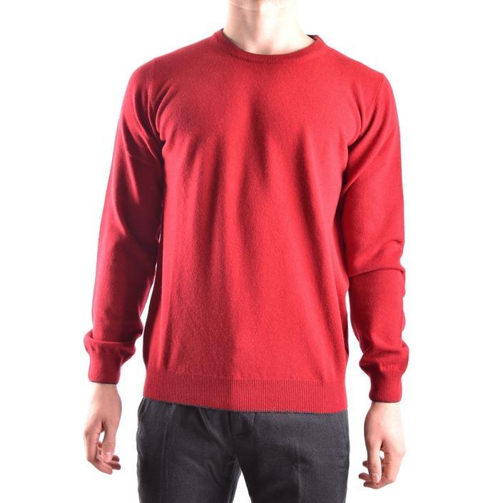 Altea Men's Sweater Red 160799 - red S