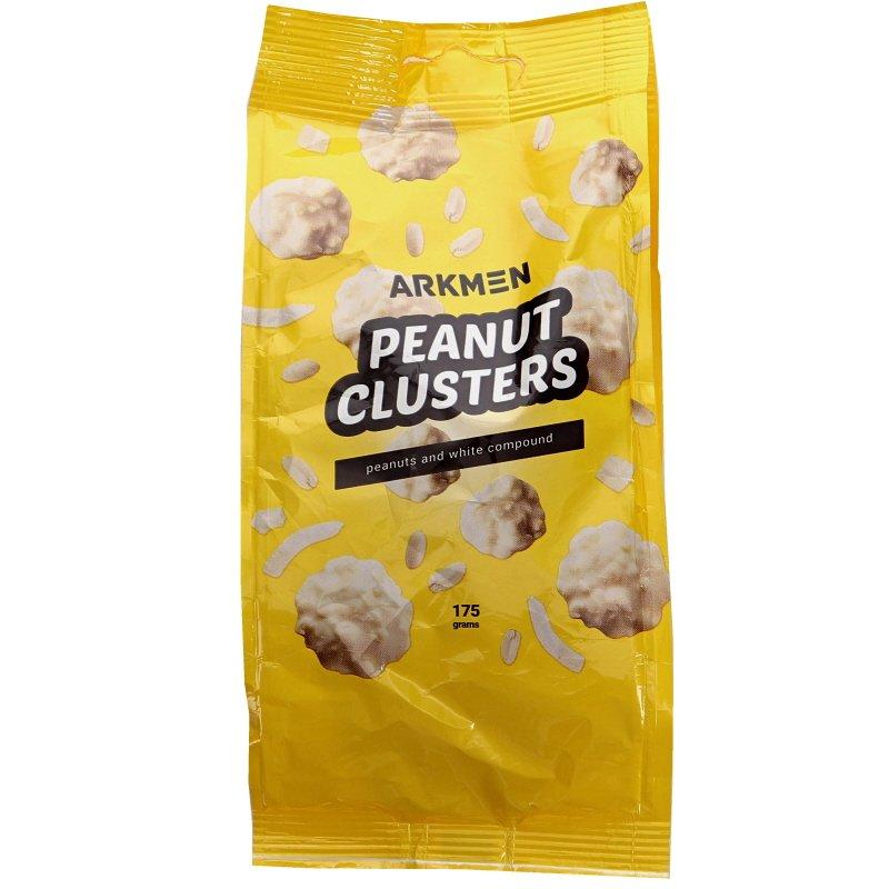 Peanut Cluster Vit choklad - 15% rabatt