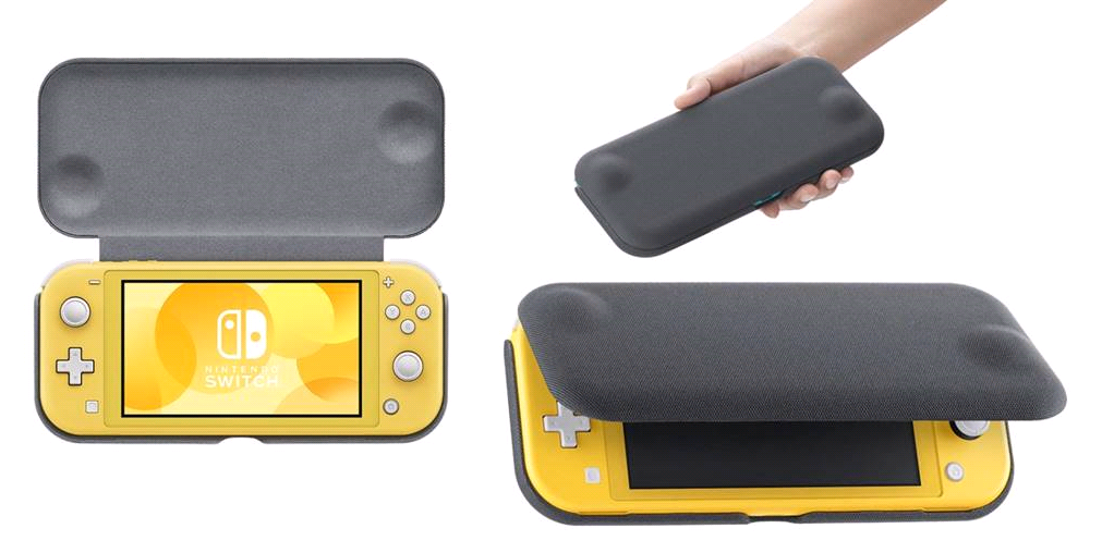 Switch Lite Flip Cover & Screen Protector